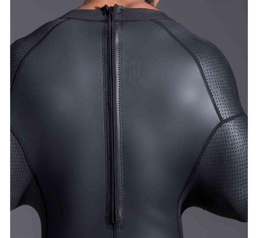 Neoprene Pod Suit Black - Small