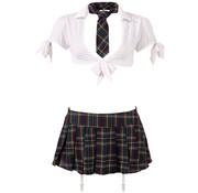 Cottelli Collection Schoolmeisjes Uniform