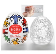 Tenga Tenga Egg - Keith Haring Dance