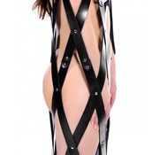 Strict Leather Leren bondage hangkooi
