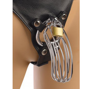 Strict Leather Strict Leather Male Chastity Device Harness