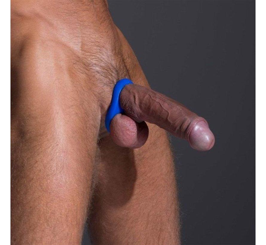 Sport Fucker Stabilizer Cock Ring - Blauw