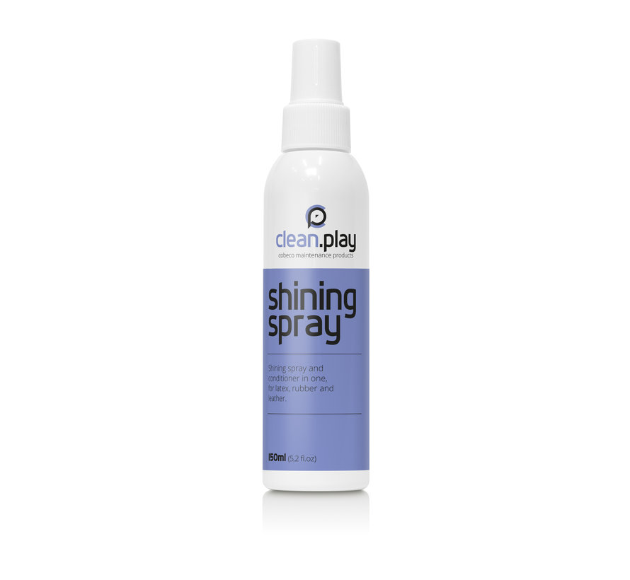 Cobeco CleanPlay Shining Spray