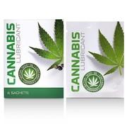 Cobeco Pharma Cobeco Cannabis Lube Sachets