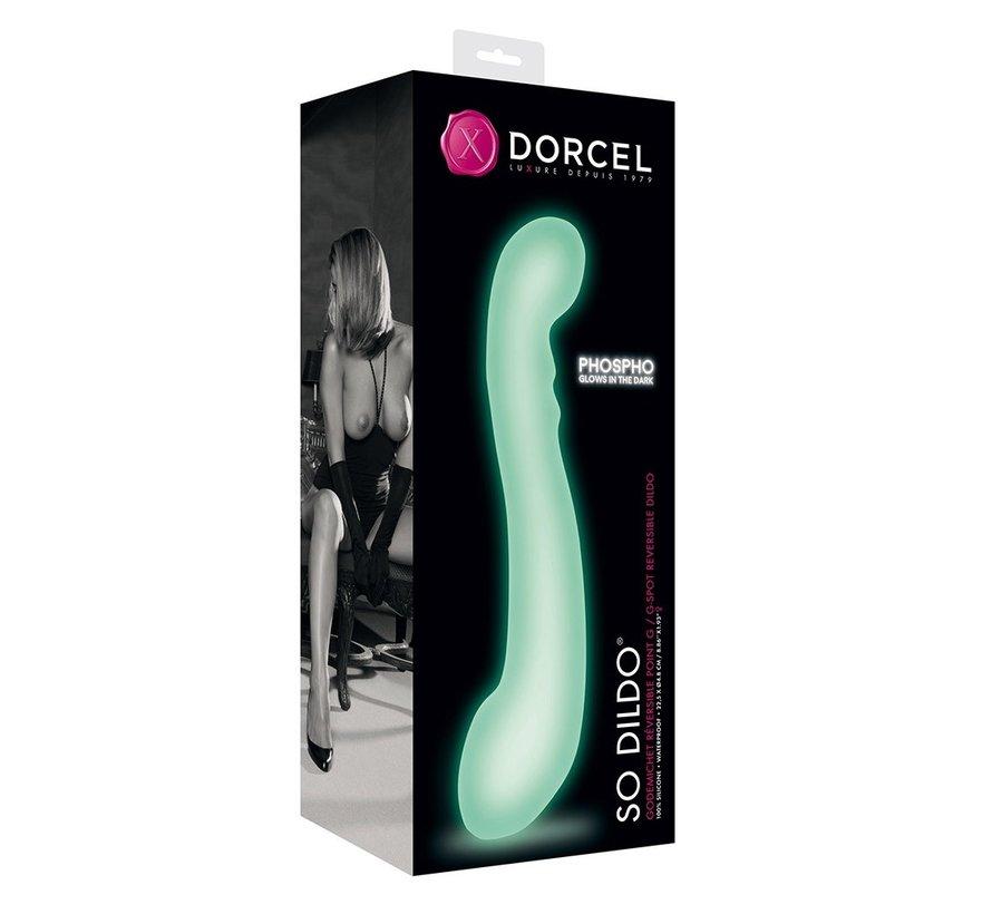 Dorcel So Dildo - Glow in the Dark