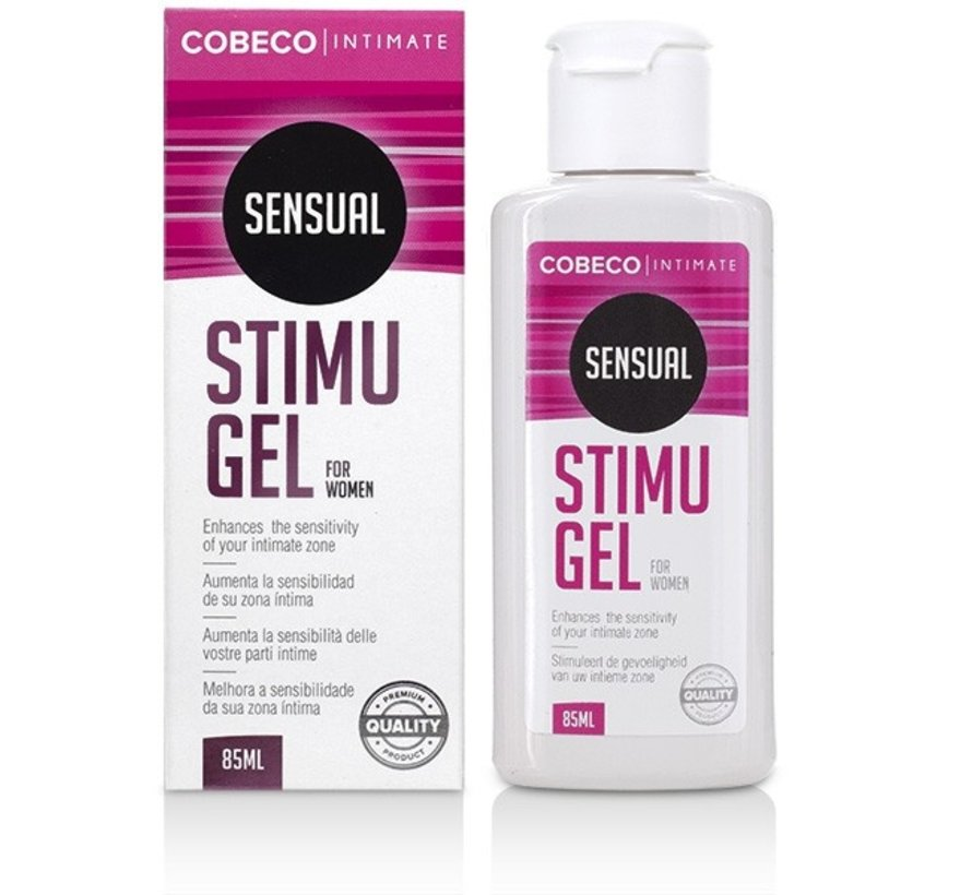 Cobeco Intimate Stimu Gel Women (85ml)