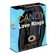Spencer & Fleetwood Candy Love Rings