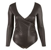 Cottelli Collection Body With Long Sleeves