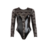 Cottelli Collection Lace Wetlook Body