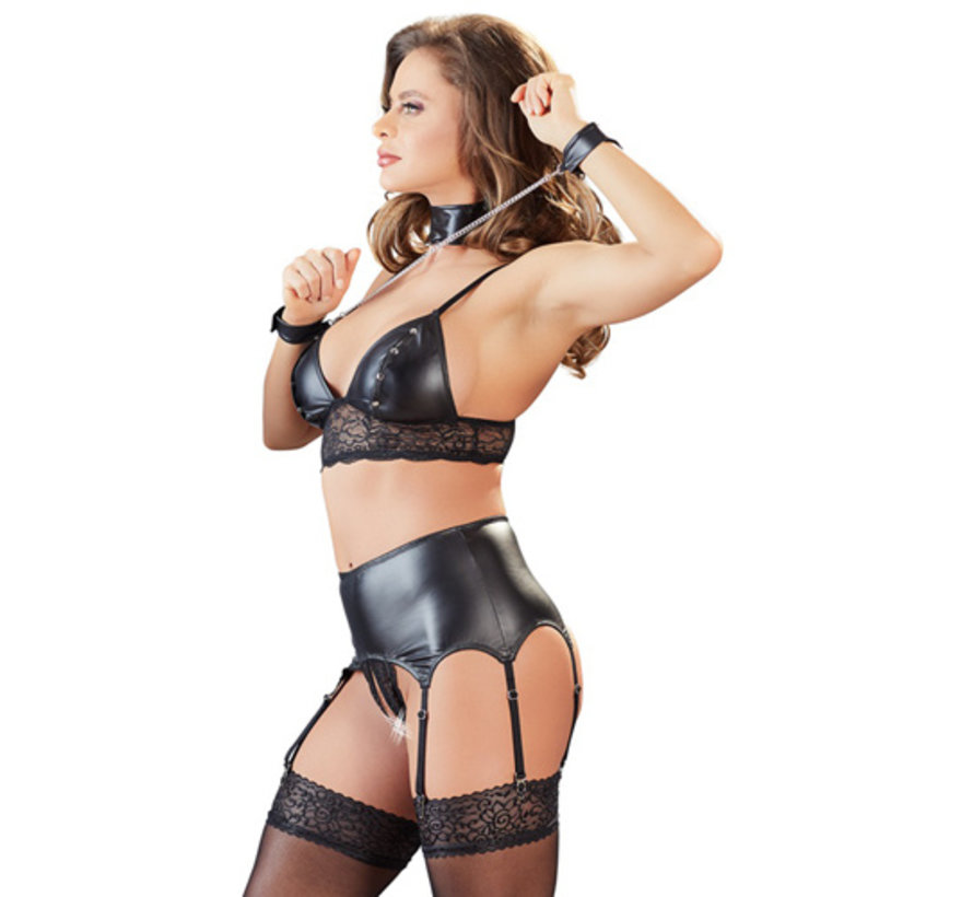 Bra Suspender Set S