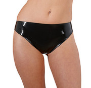 The Latex Collection Latex Briefs black