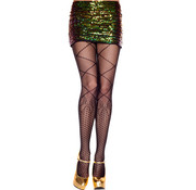 Music Legs Tights with Multiple Patterns