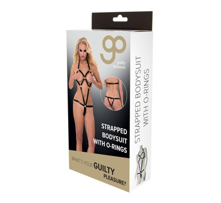 GP Datex Open Body - Zwart