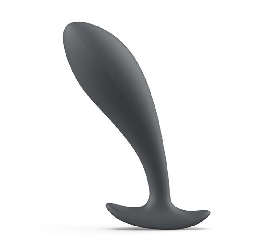 B Swish - bfilled Basic Prostaat Plug Grijs