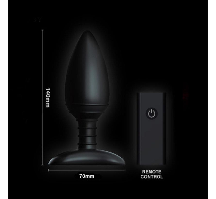 Nexus - Ace Remote Control Vibrating Butt Plug M