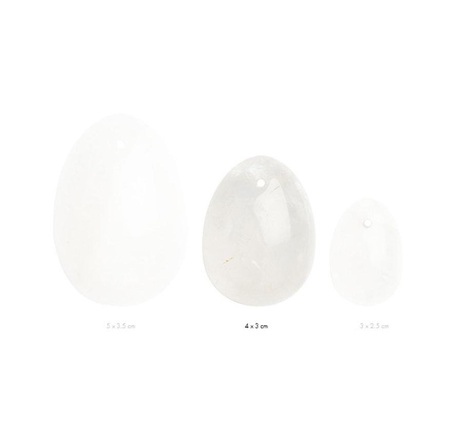 La Gemmes - Yoni Ei Bergkristal (M)