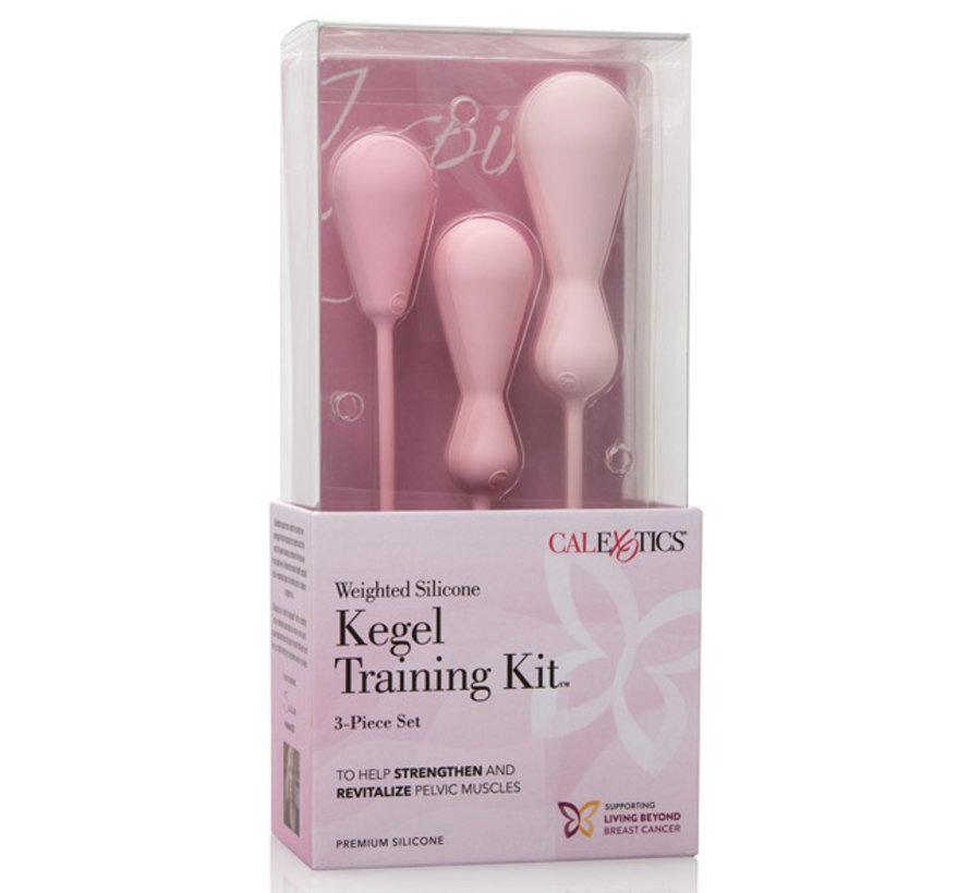 Inspire - Weighted Kegel Training Kit