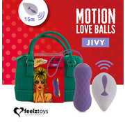 Feelztoys FeelzToys - Remote Controlled Motion Love Balls Jivy