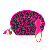 RS - Essentials - Lovely Leopard Mini Wand Pink