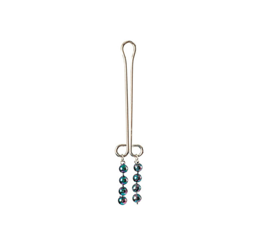 Clit Clip - Pearl Metallic