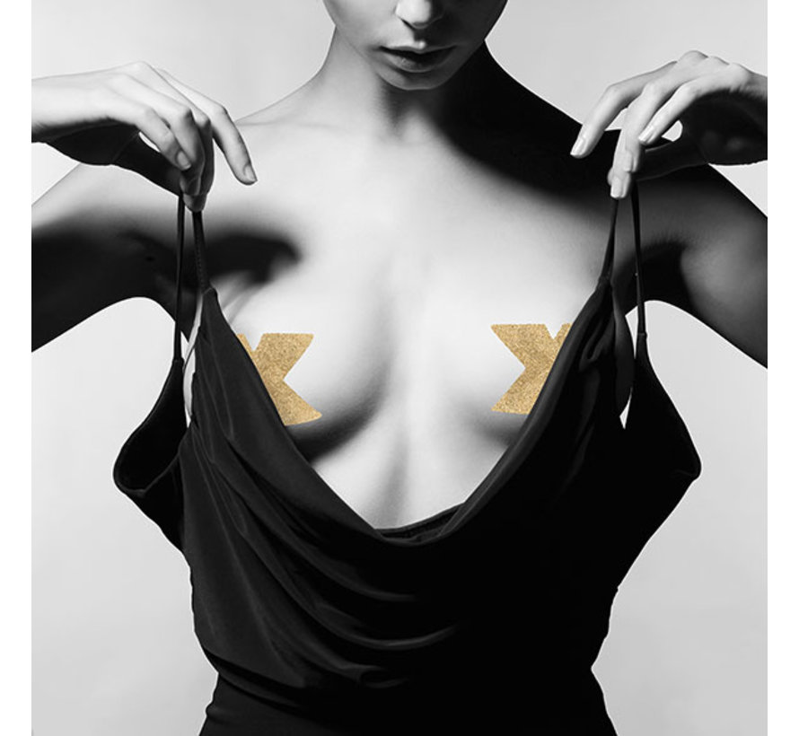Bijoux Indiscrets - Flash Kruis Goud