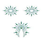 Petits Joujoux Petits Joujoux - Gloria Set Turquoise & Groen