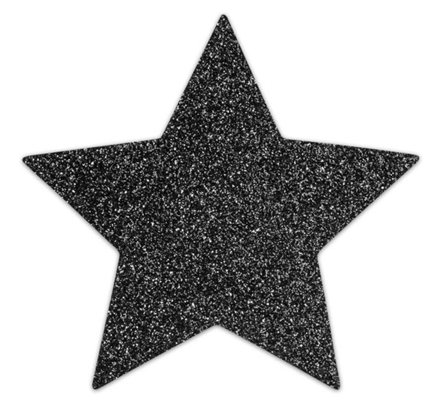 Bijoux Indiscrets - Flash Ster Zwart