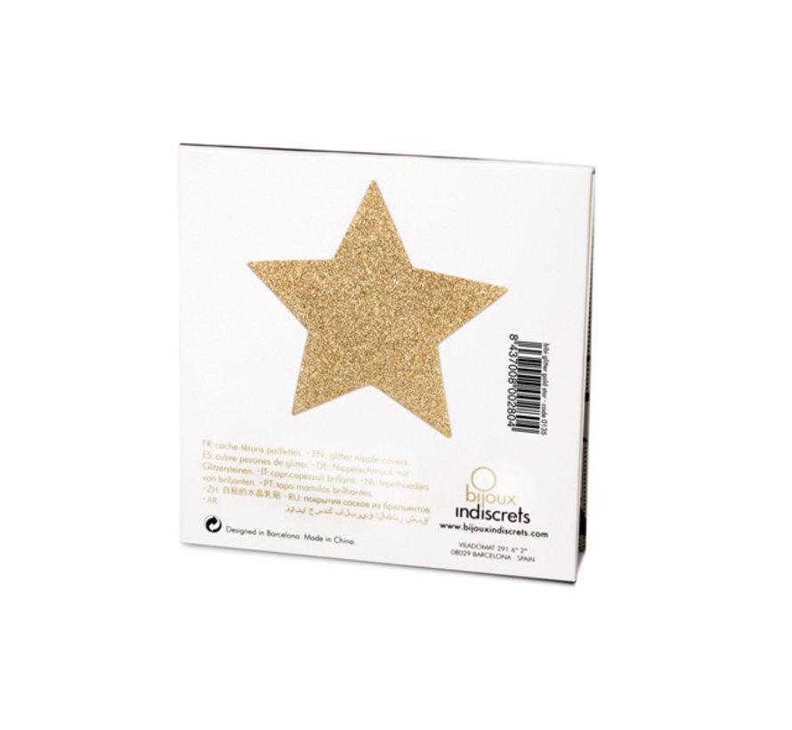 Bijoux Indiscrets - Flash Ster Goud