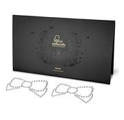 Bijoux Indiscrets Bijoux Indiscrets - Mimi Nipple Cover Bow Silver