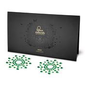 Bijoux Indiscrets Bijoux Indiscrets - Mimi Tepel Cover Emerald