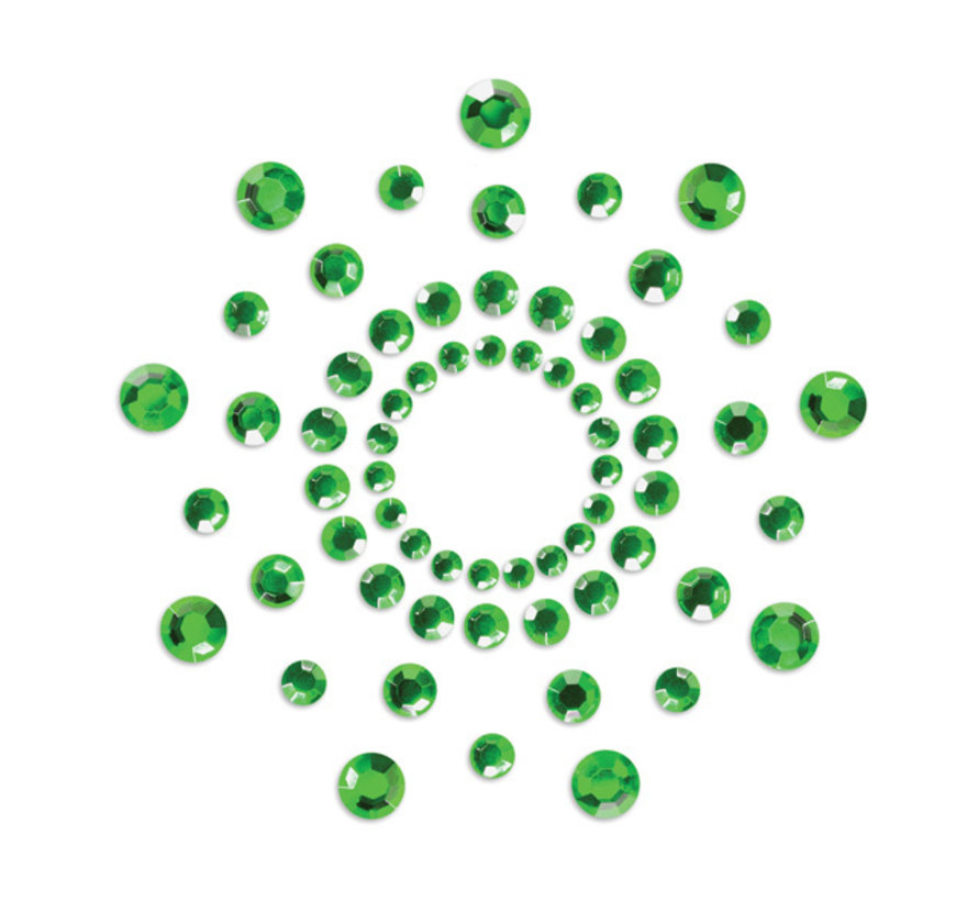 Bijoux Indiscrets - Mimi Tepel Cover Emerald