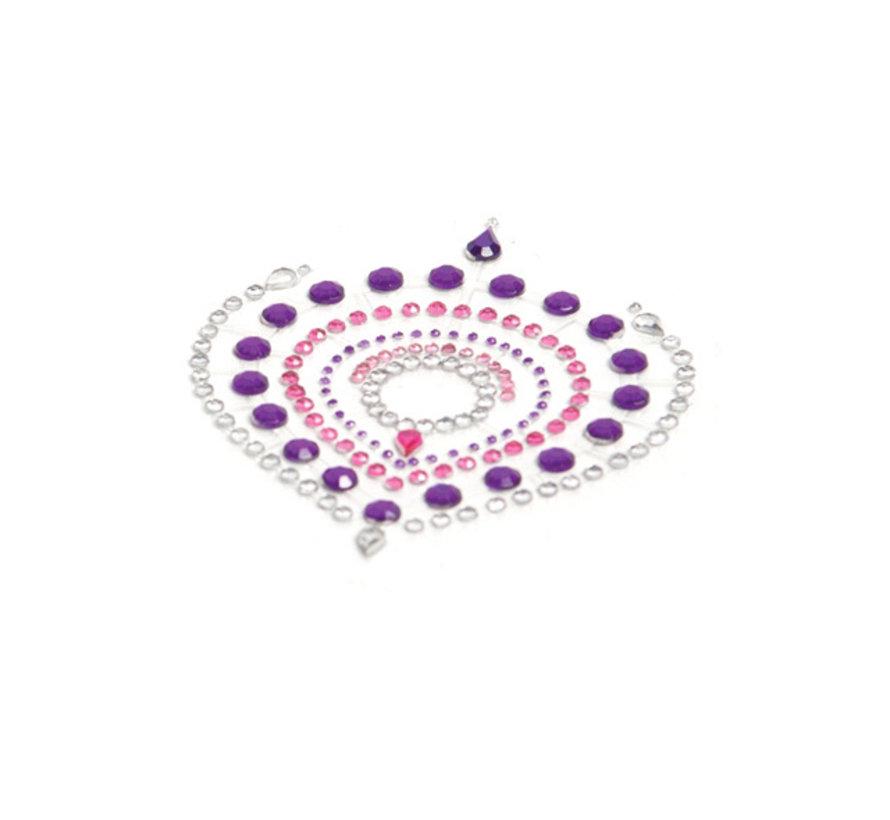 Bijoux Indiscrets - Flamboyant Paars & Roze