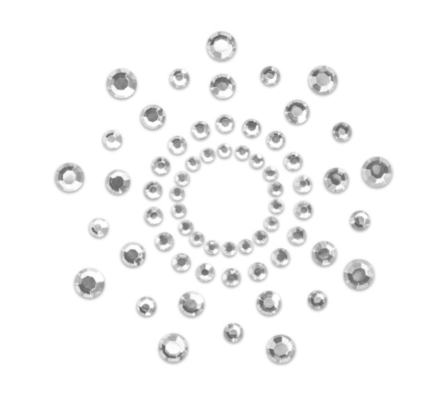 Bijoux Indiscrets - Mimi Tepel Cover Zilver