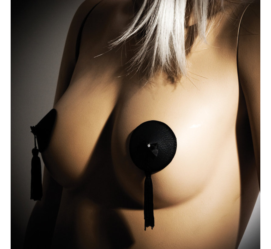 Bijoux Indiscrets - Burlesque Pasties Zwart