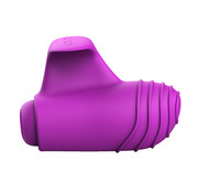 B Swish - bteased Basic Vingervibrator Paars