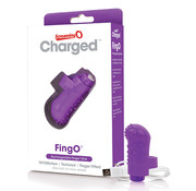The Screaming O The Screaming O - Charged FingO Finger Vibe Purple