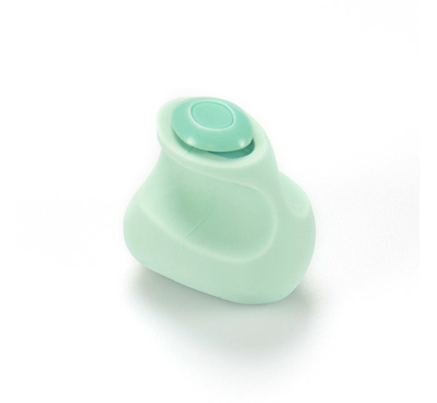 Dame Products - Fin Vinger Vibrator Mint Groen