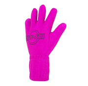 Fukuoku Fukuoku - Massage Handschoen Links S/M Roze