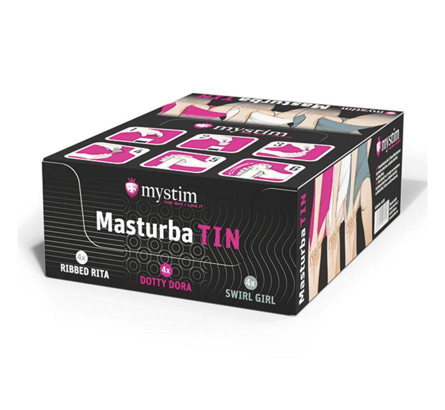 Mystim - MasturbaTIN Set