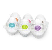 Tenga Tenga - Egg 6 Verschillende Serie 1