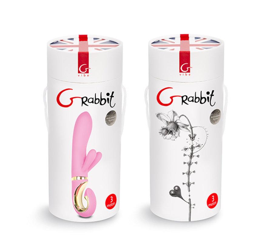 Gvibe - Grabbit Vibrator Roze
