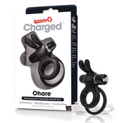 The Screaming O The Screaming O - Charged Ohare Rabbit Vibe Zwart