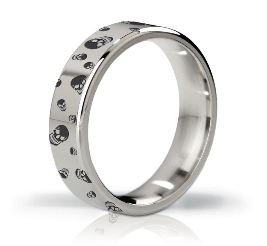 Mystim - His Ringness Duke Polished & Engraved 55mm