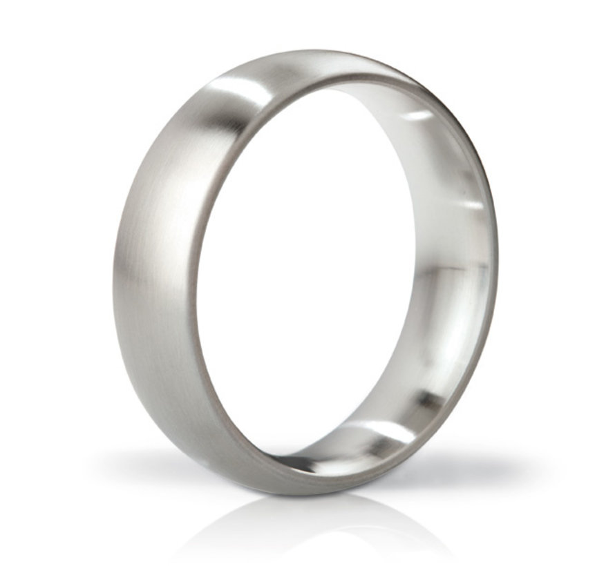 Mystim - His Ringness Earl Brushed 55mm
