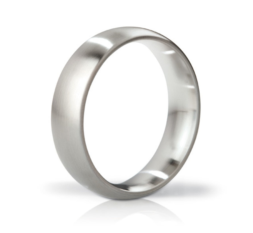 Mystim - His Ringness Earl Brushed 48mm