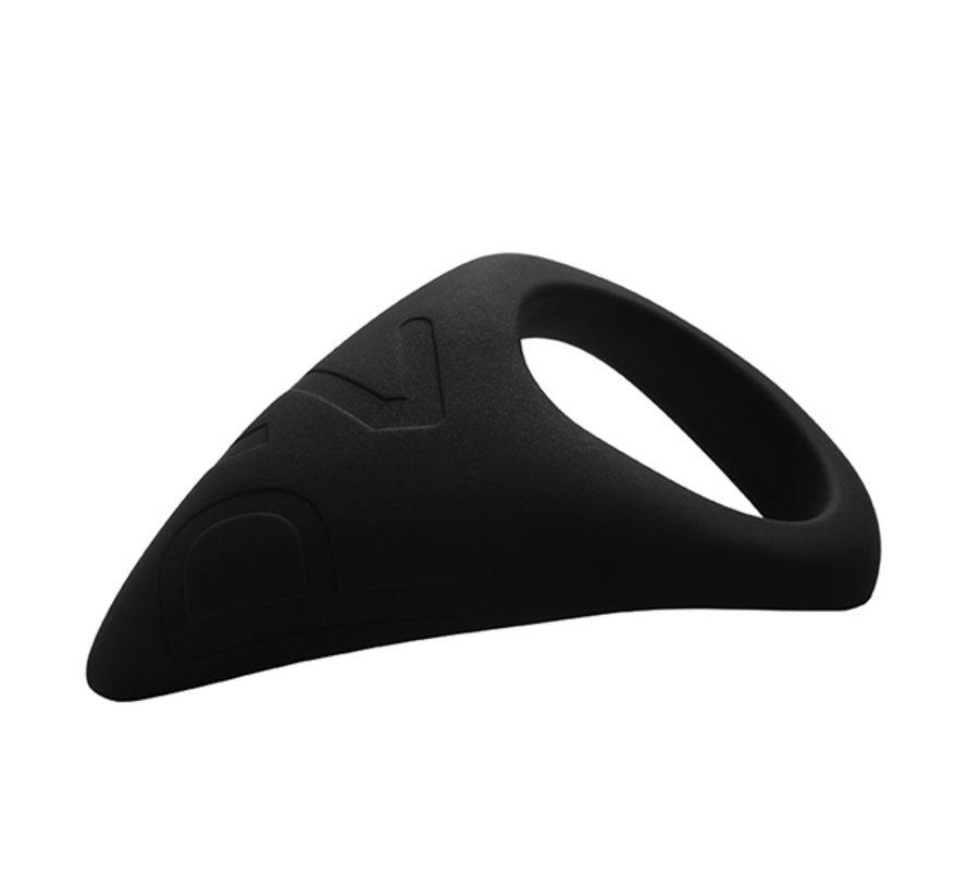 Laid - P.2 Siliconen Cock Ring 51.5 mm Zwart