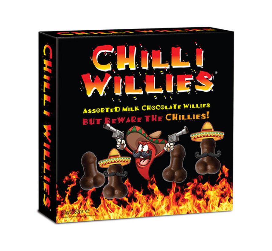 Chocolade Chilli Willies