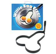 Spencer & Fleetwood Rude Shaped Egg Fryer Willie