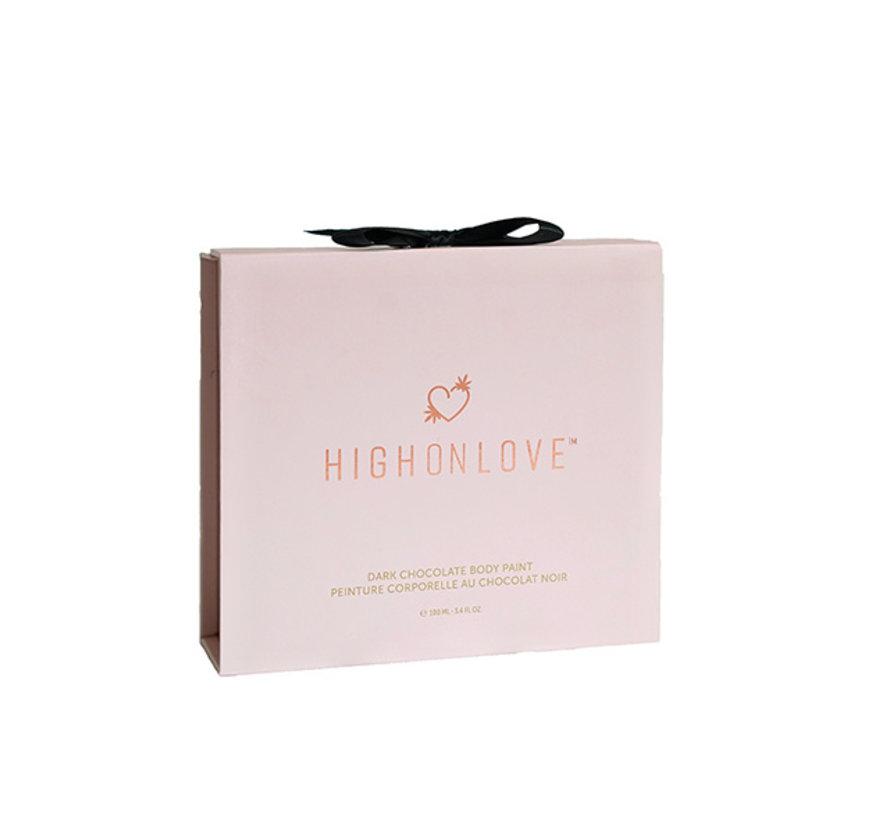 HighOnLove - Pure Chocolade Body Paint 100 ml