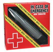 Spencer & Fleetwood Noodsituatie Mini Vibrator